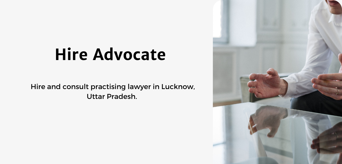Lawyer in Lucknow